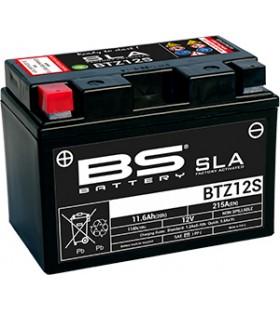 Bateria BTZ12S BS SLA (carregada e ativa)
