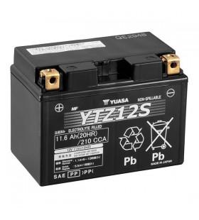 Bateria YTZ12S Yuasa (carregada e ativa)