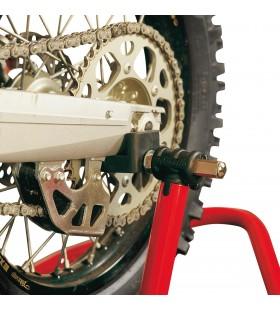 Adaptadores de borracha para cavalete traseiro RS-17 BIKE LI