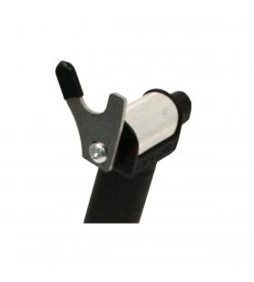 Adaptador em V para Cavalete traseiro  BIKE-LIFT BLACK ICE