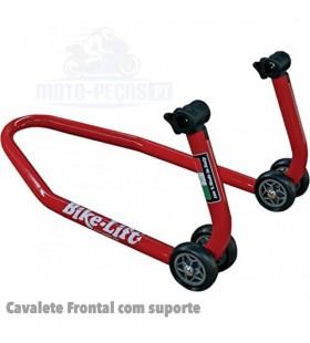 "Cavalete frontal Bike Lift Bike  FS-10 "" com suportes i"