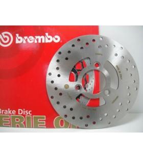 DISCO TRAVÃO FRENTE BREMBO KYMCO PEOPLE 50/125 - 68B40757