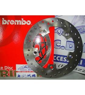 DISCO TRAVÃO TRAS BREMBO KYMKO X CITING - 68B40799