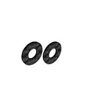 Anéis protetores Domino preto 0004.26.40