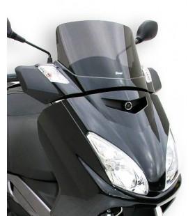 VIDRO CARENAGEM WS SPORT 21CM YAMAHA 125/250 X-MAX CLEAR