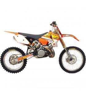 BALAO FMF FACTORY FATTY PIPE RAW STEEL KTM EXC / SX
