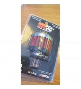 K&N sport air filter CRANKCASE VENT FILTER 5/8 62-1340