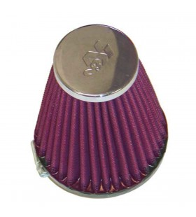 K&N sport air filter  UNIVERSAL FILTER ROUND TAPERED RC