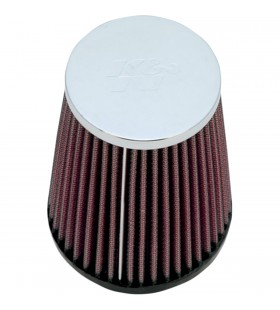 K&N sport air filter REPLACEMENT CLMP ON 68MM RC-4340