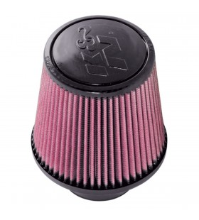 K&N sport air filter REPLACEMENT CLMP ON 76MM RE-0930