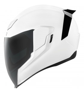CAPACETES ICON AIRFLITE™ GLOSS SOLIDS™AIRFLITE™ WHITE