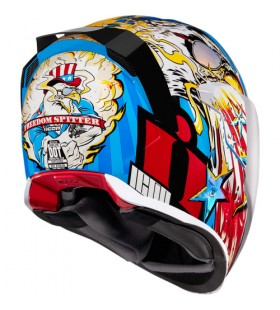 Capacete airflit Icon FREEDOM SPITTER - GLORY
