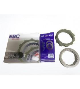KIT EMBRAIAGEM EBC CBR 600RR 2003 - 2021 CBF 600 N 2008 - 20