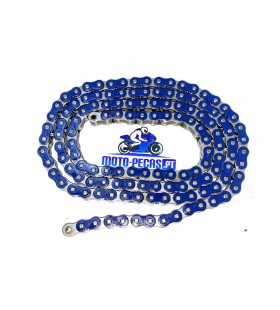 CHAIN 428H 134 BLUE LINKS