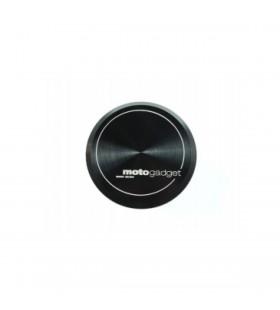 MOTOGADGET mo-GRIP END CAPS ANODIZED BLACK 4000402