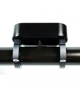 MOTOGADGET HANDLEBAR CLIP-ON BRACKET22MM BLACK FOR MOTOSCOP