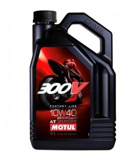 OLEO MOTUL 300V 10W40 4 LITROS