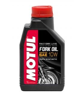 OLEO MOTUL FORK OIL FACTORY LINE 10W 1 LITRO