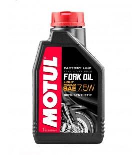 OLEO MOTUL FORK OIL FACTORY LINE 7,5W