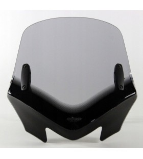 Viseira universal para motos naked - vidro frontal de prote�