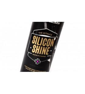 Abrilhantador e proteção Muc-Off Silicone Shine Spray 500m