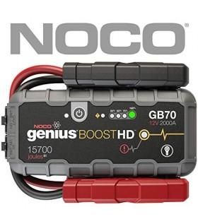 2000A  Arrancador de bateria NOCO HD 2000A Lithium