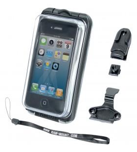 RAM MOUNT CRADLE HOLDER AQUA BOX PRO 10 IPHONE 3/4