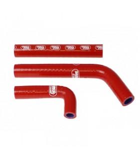 Kit tubes radiator Samco Gas gas TXT PRO RED