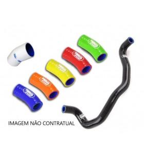Kit tube radiator Samco DRZ 400 2000 - 2007 blue
