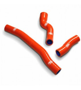 Kit tubes radiator Samco HUSQVARNA / KTM ORANGE