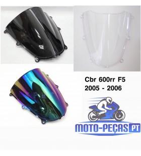 VISEIRA CBR 600RR 2005 - 2006