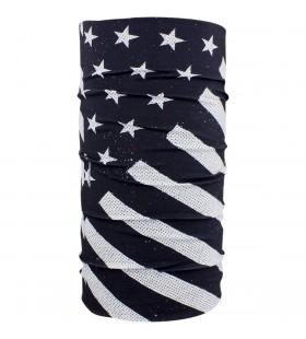 ZAN HEADGEAR  MOTLEY TUBE™ FLAG ALL WEATHER ONE SIZE 25020