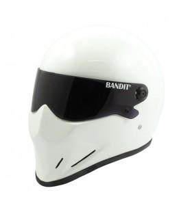 HELMET BANDIT CRISTAL WHITE