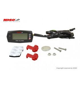 Relógio de temperatura digital Dual KOSO