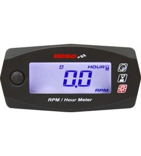 Conta rotações e conta horas universal KOSO BA033W00