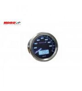 Velocímetro analógico universal KOSO D48 GP Style