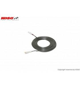 Cabo para sensor de temperatura 1m KOSO BO001001