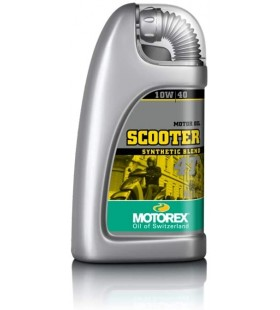 MOTOREX OIL 4T SCOOTER 4L - MOT111