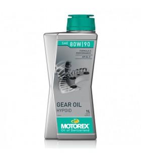 GEAR OIL MOTOREX HYPOID 80W/90 1L - MOT14