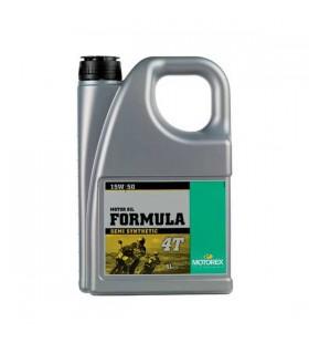 MOTOREX OIL 4T FORMULA 15W/50 4L - MOT145