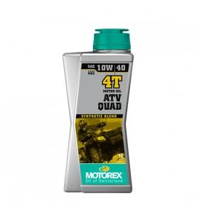 MOTOREX OIL 4T ATV 10W/40 1L - MOT152