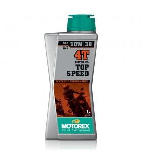 MOTOREX OIL 4T TOP SPEED 10W/30 1L - MOT200