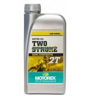MOTOREX  OIL 2T 2-STROKE 1L - MOT208