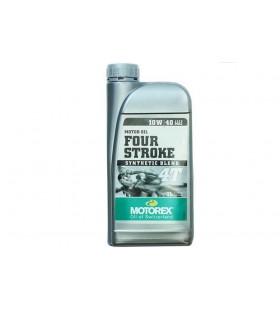 MOTOREX OIL 4T 4-STROKE 10W/40 1L - MOT212