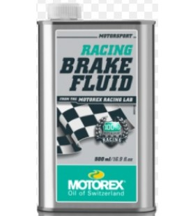 BRAKE FLUID MOTOREX  RACING 500ML - MOT218