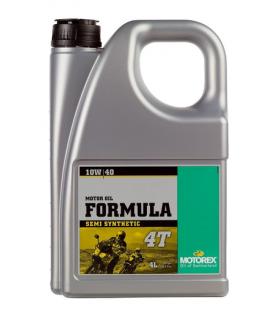 MOTOREX OIL 4T FORMULA 10W/40 4L - MOT229