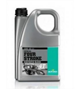 MOTOREX OIL 4T 4-STROKE 10W/40 4L - MOT325