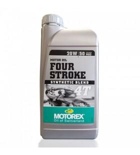 MOTOREX OIL 4T 4-STROKE 20W/50 1L - MOT332