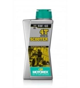 MOTOREX OIL 4T SCOOTER 5W/40 1L - MOT333