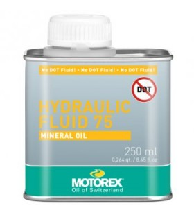 BRAKE FLUID MOTOREX HYDRAULIC 75 2,5DL - MOT346